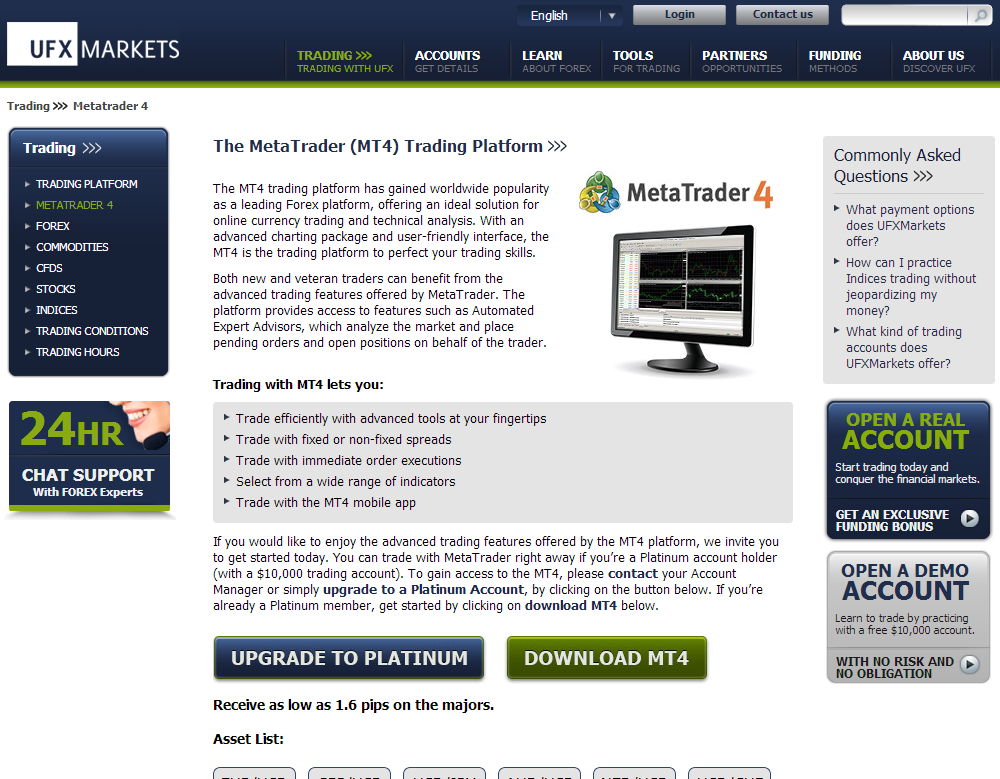 What are the history and origins of regulated online binary options trading
