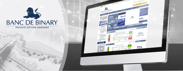 Banc de binary trading room